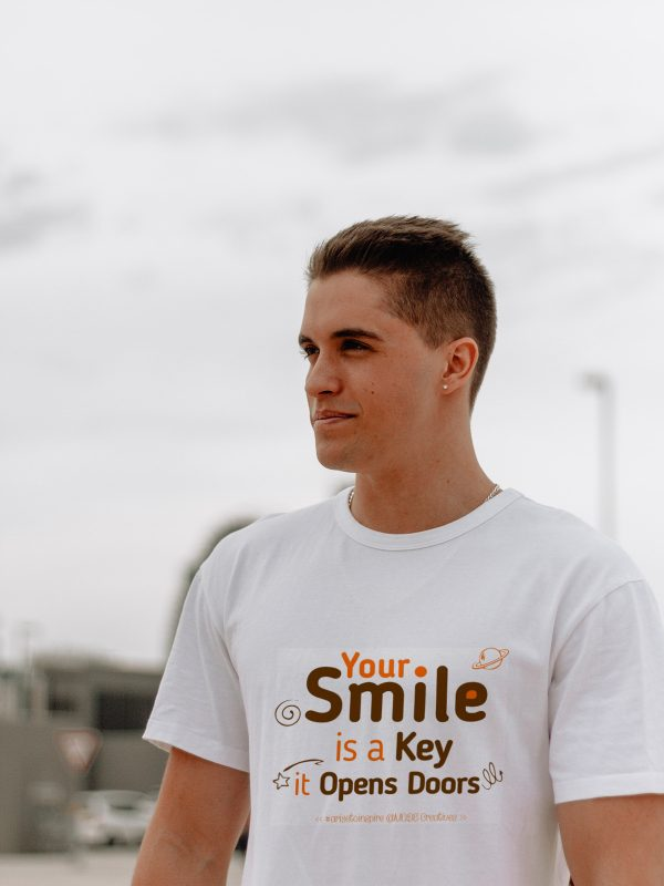 Your Smile is a Key