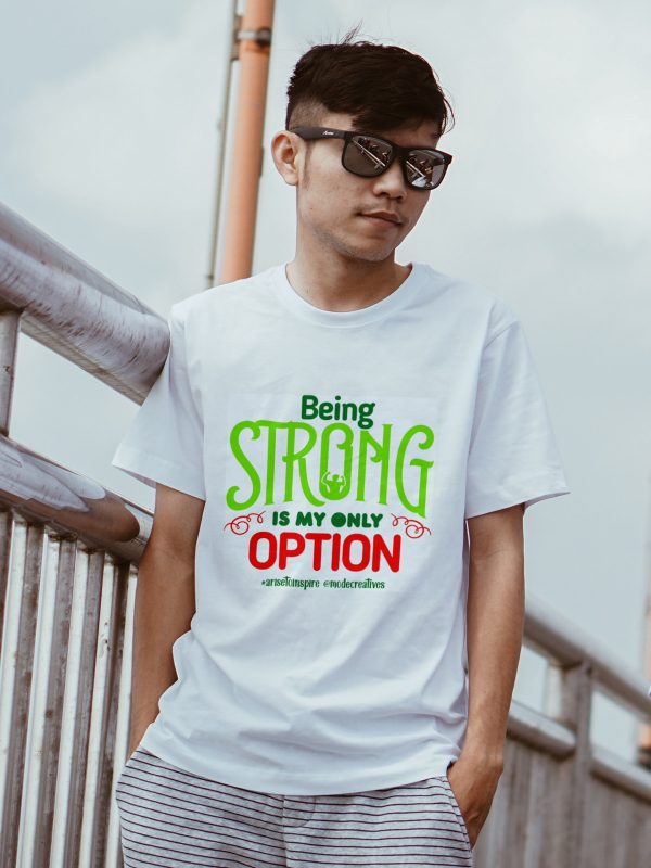 Being Strong is my Option